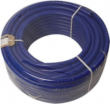 "1/2"" BLUE REINFORCED Water Hose 30M"